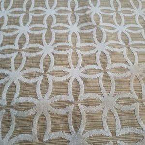 3 Yards Woven textured upholstery fabric new